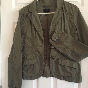 H & M Pucker Jacket